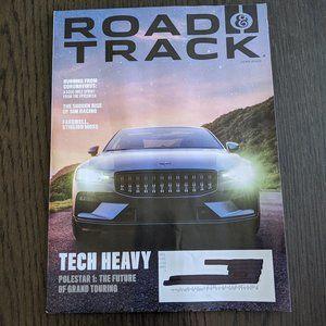 Other - ROAD & TRACK'S June 2020 Tesla Polestar Grand Tour